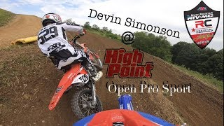 GoPro Simonson- Open Pro Sport @High Point
