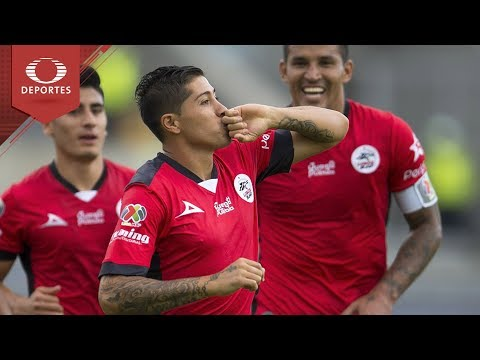 Resumen Lobos BUAP 2 - 0 Veracruz   Apertura 18 - Jornada 2   Televisa Deportes