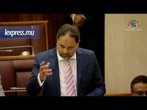 Parlement: les propos du ministre Jhugroo modifiés dans le Hansard
