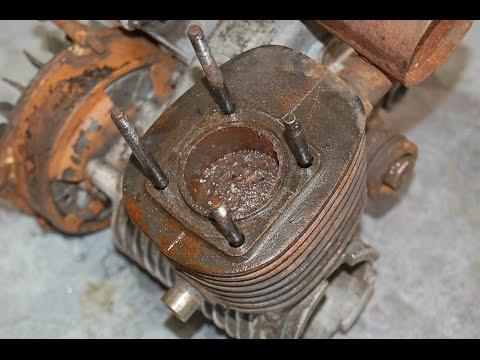 Reparar un motor