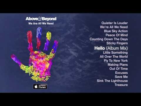 Above & Beyond - Hello (Album Mix)