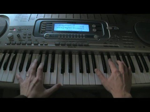 How to play Robert Brookins - Come to me piano part