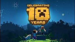 Happy Birthday Minecraft