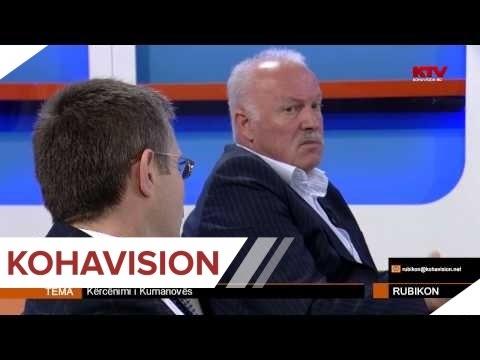 RUBIKON - KËRCËNIMI I KUMANOVËS 12.05.2015