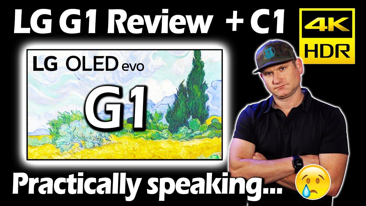 LG G1 Gallery EVO OLED TV - Practically Speaking :(