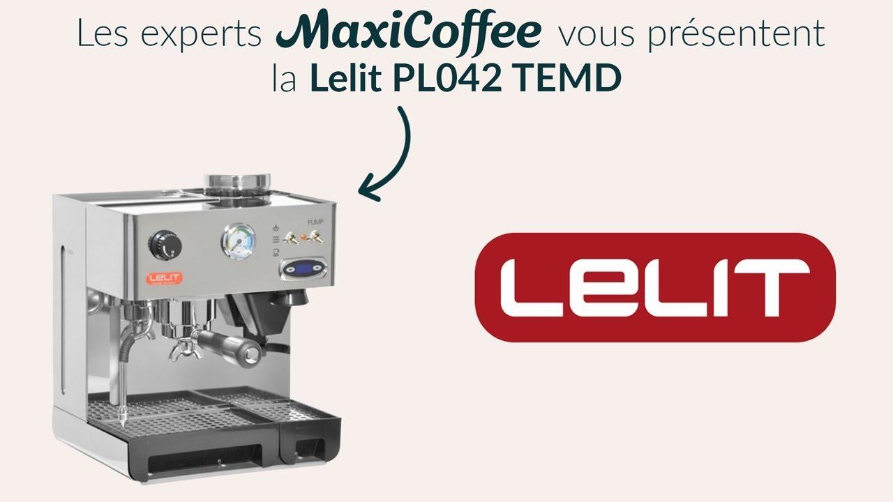 Lelit PL42 Análisis de Cafetera Express Manual