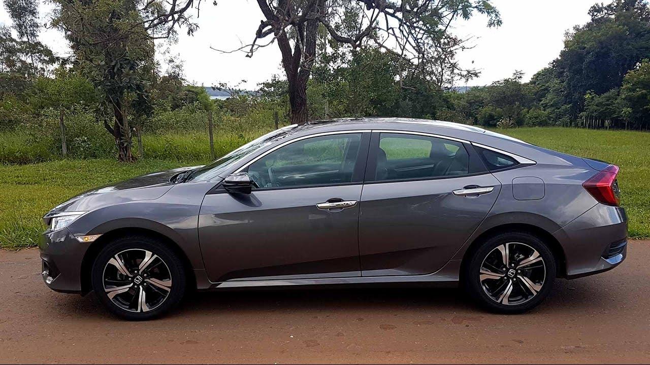 Honda Civic Touring 2017 Teste Drive Www Car Blog Br