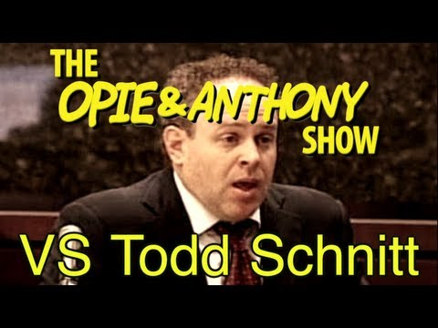 Opie & Anthony: Vs Todd Schnitt (05/24-05/25/05)