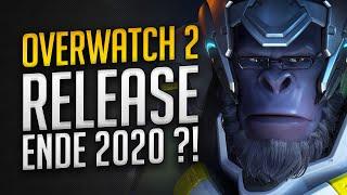 Overwatch 2 Release erst Ende 2020?! | Jeff Kaplan gibt Overwatch 2 Release Details