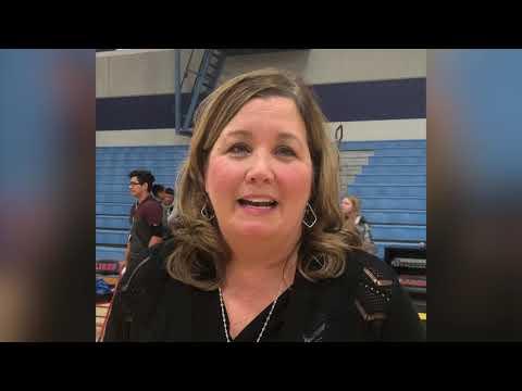 Dr. Elizabbeth Priddy - Principal - Castleberry H.S. - Fort Worth, TX