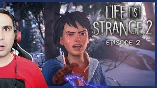 Δυναμώνουν οι Δυνάμεις του! (Life Is Strange 2 #4)
