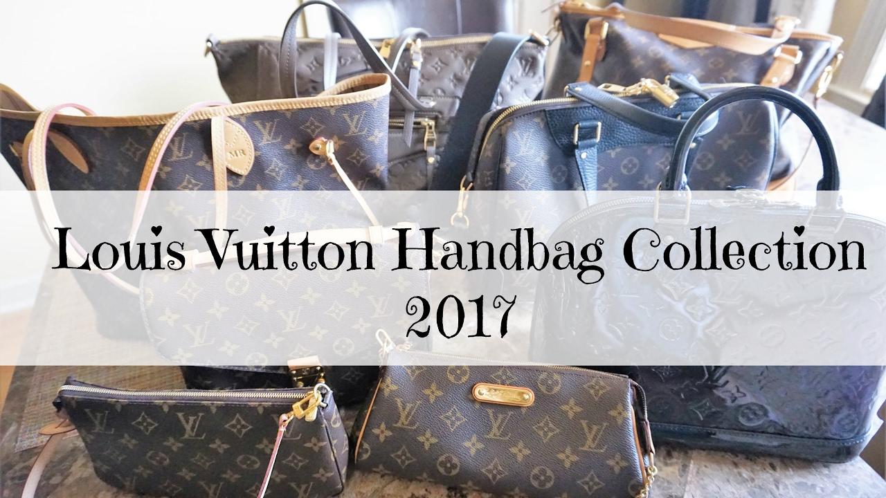 Louis Vuitton Handbag Collection 2017