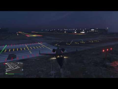 Test De Velocidad Entre LUXOR vs NIMBUS GTA V Online