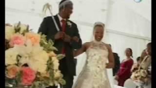 Nandi Mandela & Eugene Desele Wedding Top Billing Insert