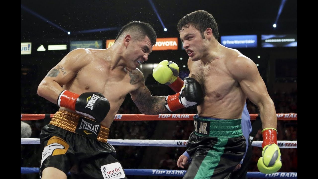Julio Cesar Chavez Jr vs Bryan Vera Fight #1