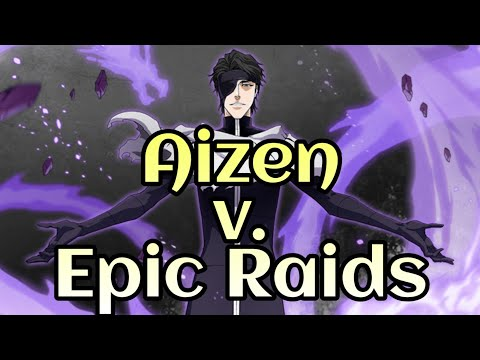 Muken Aizen's Charge