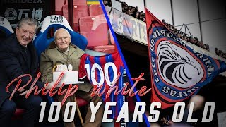 Philip White | 100 Year old Crystal Palace Fan