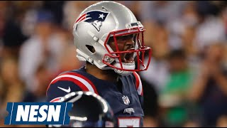 Jacoby Brissett Leads Patriots To 27-0 Victory Over Texans