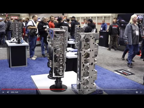 PRI 2019: Airflow Research Introduces A New Entry-Level Performance Cylinder Head