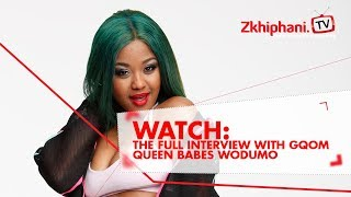 FULL interview with Babes Wodumo