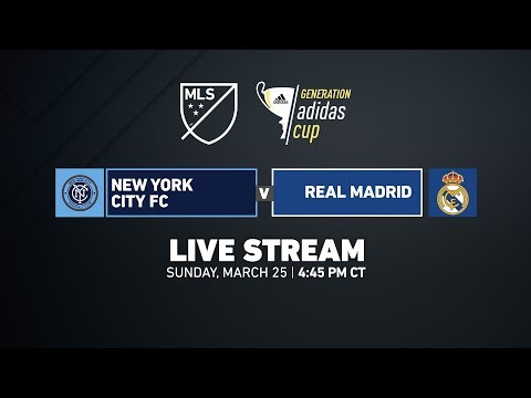 New York City FC vs Real Madrid - Champions Division | 2018…