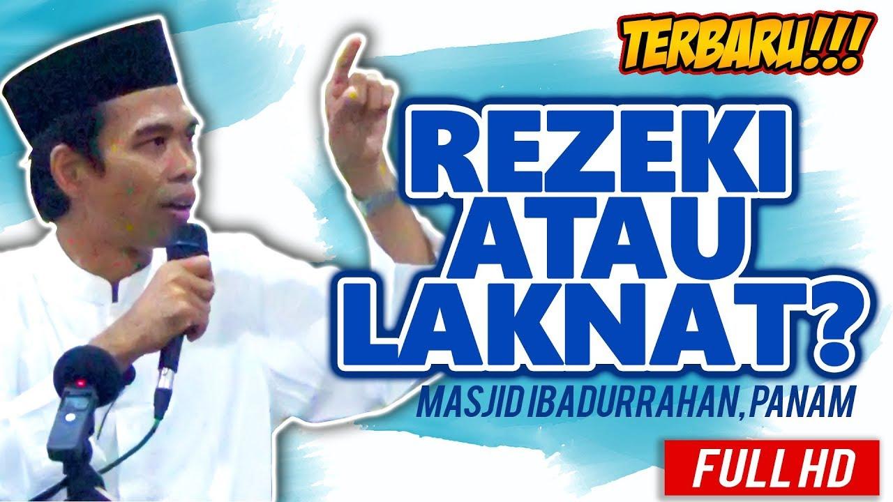 Ceramah Terbaru Ustadz Abdul Somad Lc, MA - Rezki atau ...