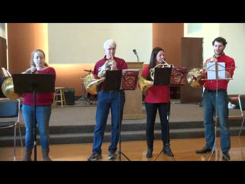 Christmas Music on French Horns