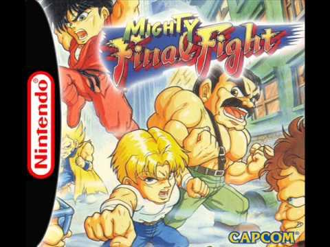 Mighty Final Fight Music (NES) - Boss Theme