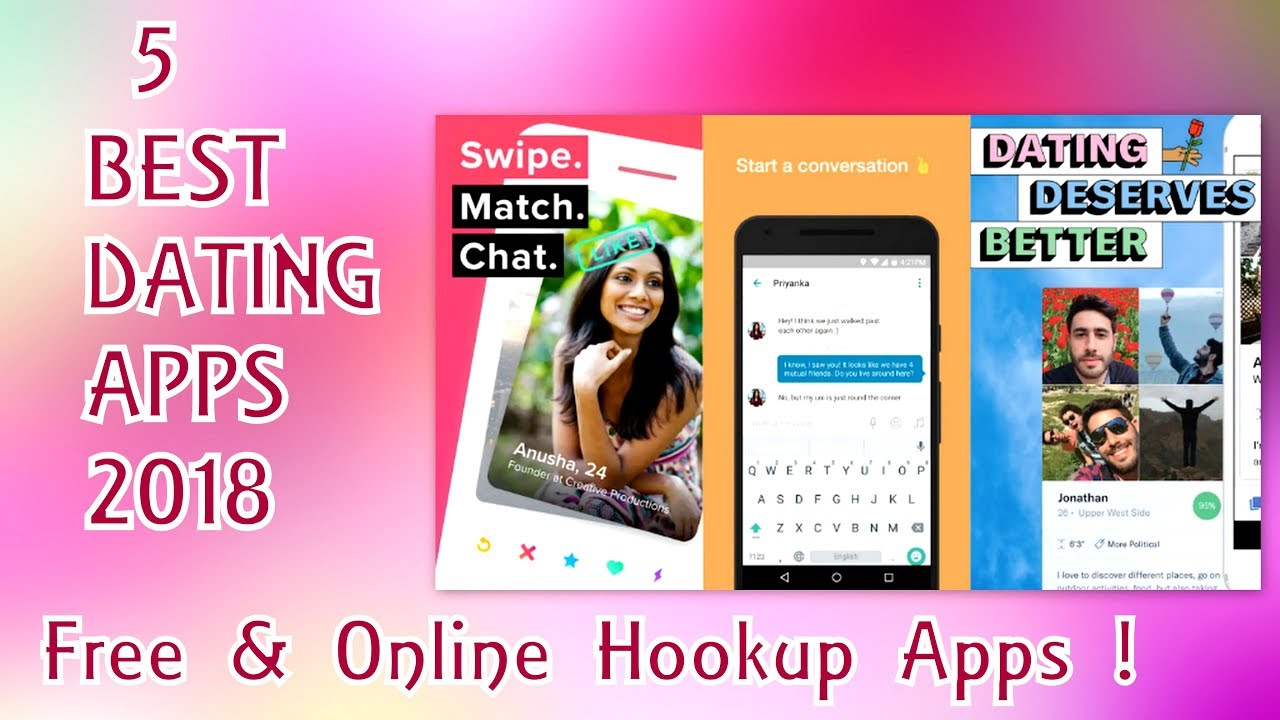 Topp 5 dating apps for Android