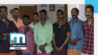 സന്ദര്ശക വിസ നല്കി തട്ടിപ്പ്; ഫുജിറയിലെത്തിയ മലയാളികള് ദുരിതത്തില്| Mathrubhumi News