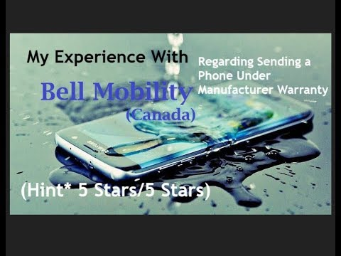 Amazing Customer Service With Bell Mobility