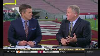 Chip Kelly Talks About Scott Frost