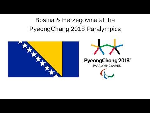 Bosnia and Herzegovina at the PyeongChang 2018 Winter Paralympic Games