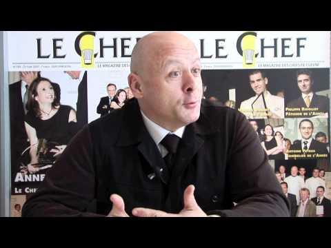 Interview de Thierry Marx
