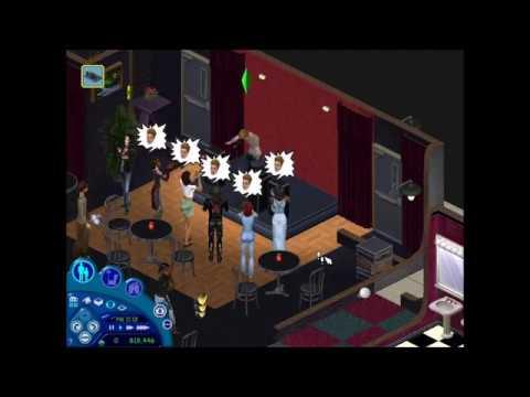 The Sims 1 Karaoke God