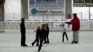 International figure skating school of Alexey Mishin; camp in Mittenwald 2009