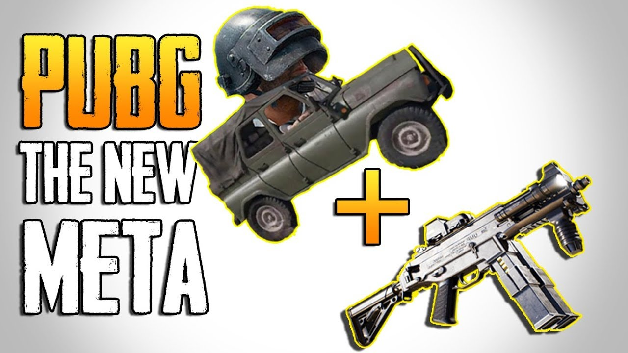 Playerunknown S Battlegrounds Maps Loot Maps Pictures: The New PUBG Meta