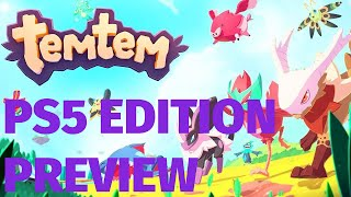 TemTem's PS5 Edition Brings Its Nail-biting Monster Battles to The Console (Video Game Video Review)