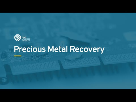 Metals Refining and Precious Metal Recovery