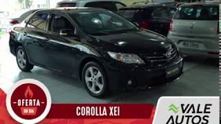 Corola XEI - Loja Vale Autos | Vale Auto Shopping