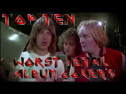 Top 10 Worst Metal Album Art Covers