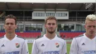 VfB Germania Halberstadt - Die jungen Wilden (Trailer)