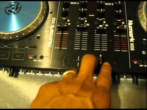 Numark NS6 DJ Controller Unboxing/First Impressions Video