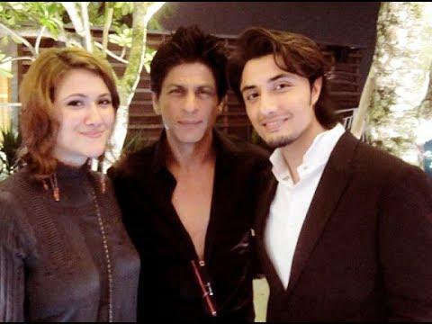 Ali Zafar Wedding Pics With His Wife