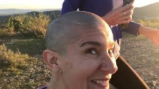 Shaving Trina's head!