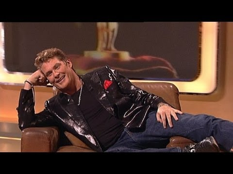 Don't Hassel the Hoff! David Hasselhoff talks about his childhood! - TV total