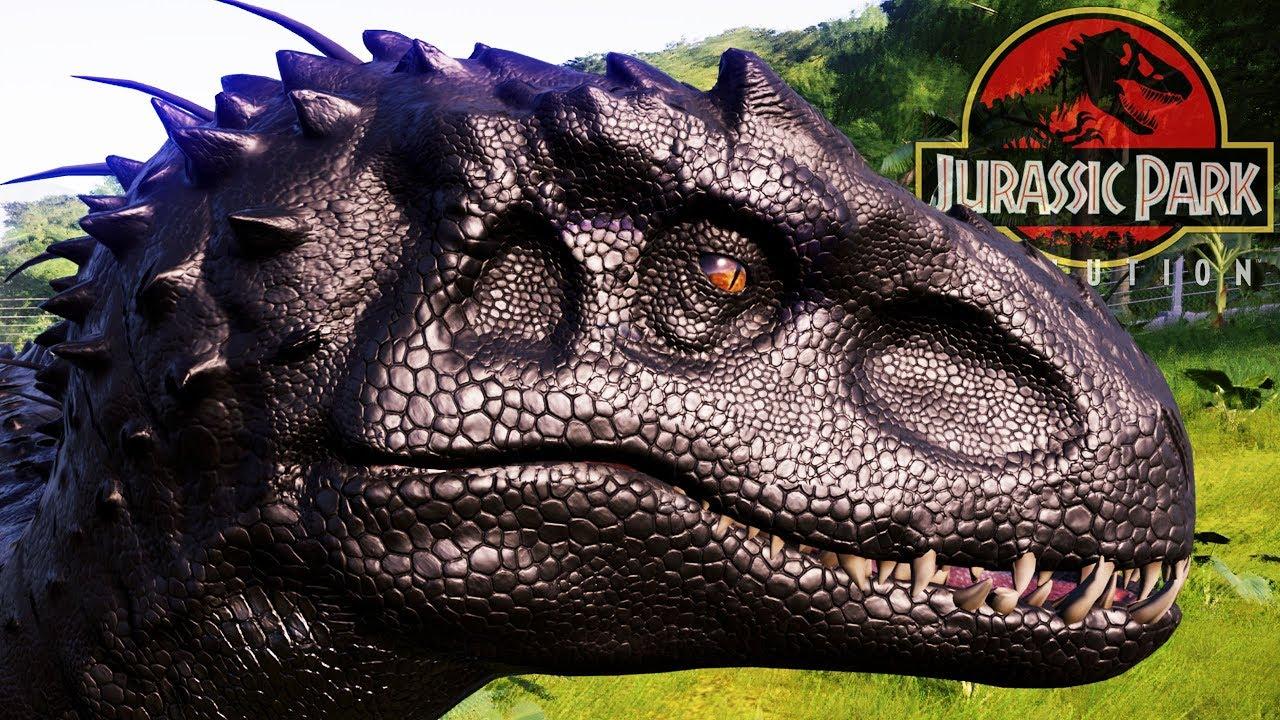 Indominus Rex Full Black Indominus Primer Dinosaurio Hibrido De Color Negro Jurassic Park Evolution Youtube Descripción minifigura grande de indominus rex jurassic world. indominus rex full black indominus primer dinosaurio hibrido de color negro jurassic park evolution