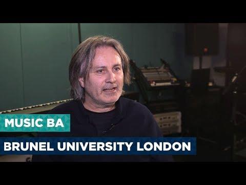 Music BA   Brunel University London
