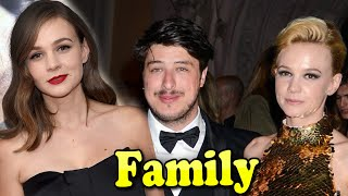 Carey Mulligan Family With Daughter,Son And Husband Marcus Mumford 2021