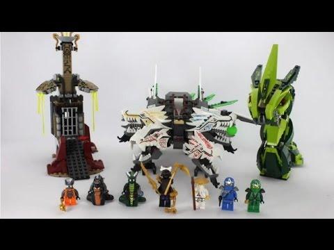 lego ninjago le combat des dragons lego jouets pour les enfants
